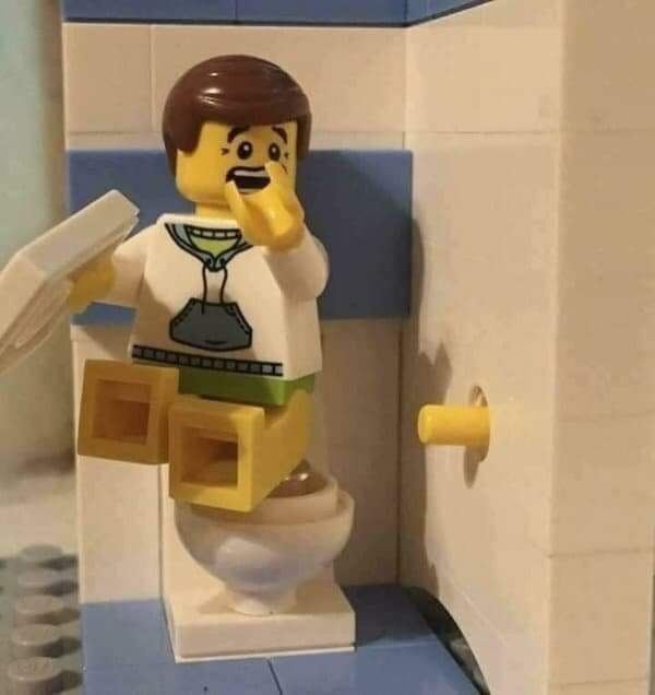 Lego scare pic.twitter.com/lSgXhrX13I