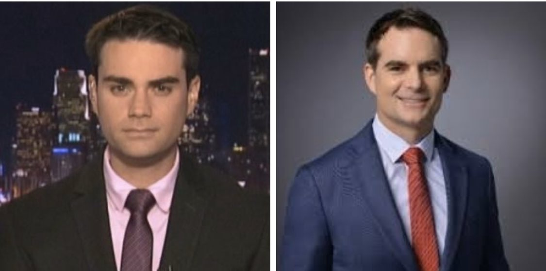 Is it just me or do @JeffGordonWeb and @benshapiro look alike?