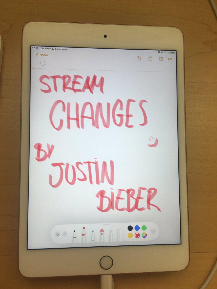 :) #CHANGESOUTNOW  #ChangesTour  #JustinBieber