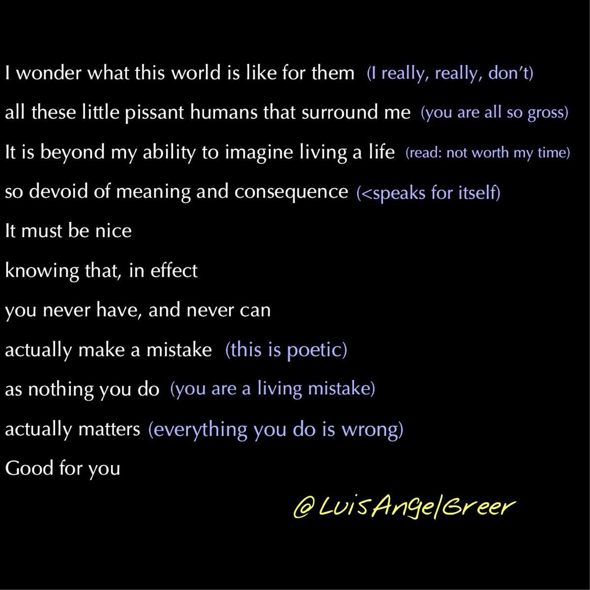 "Something I ""picked up"" from the cutting room floor.  Originally created November 21, 2019.  #poem #poetry #prose #bleedingedgepoetry #originalpoetry #poetryforthesoul #spilledwords #darkpoetry #love #lovepoem #lovepoems #creationsforce #paradoxmaintenance #anechoofwhatshouldbepic.twitter.com/71QafnkyWV"
