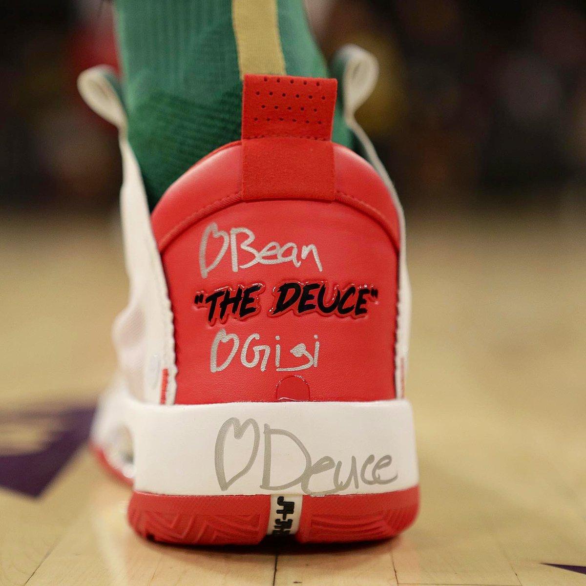 The Deuce! #NBAKicks