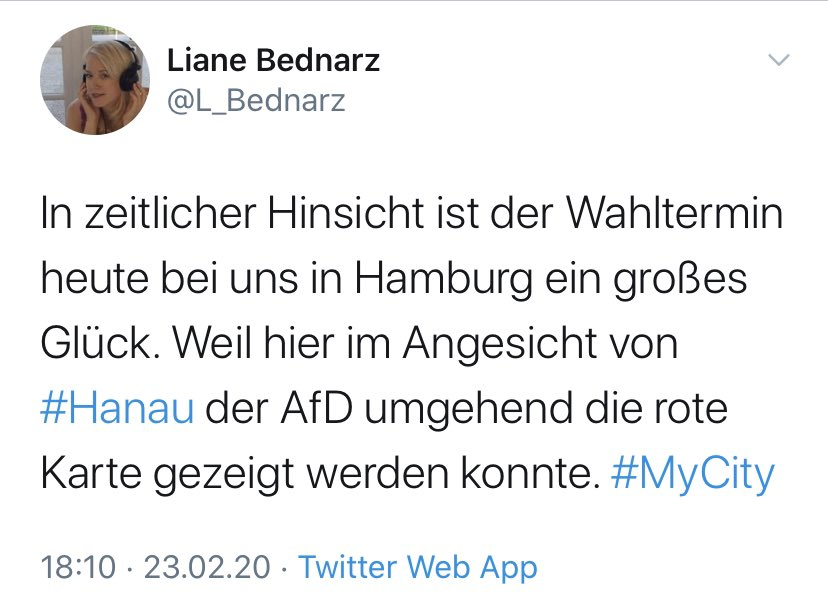 AfD in Hamburg