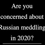 Image for the Tweet beginning: Are you concerned about Russia