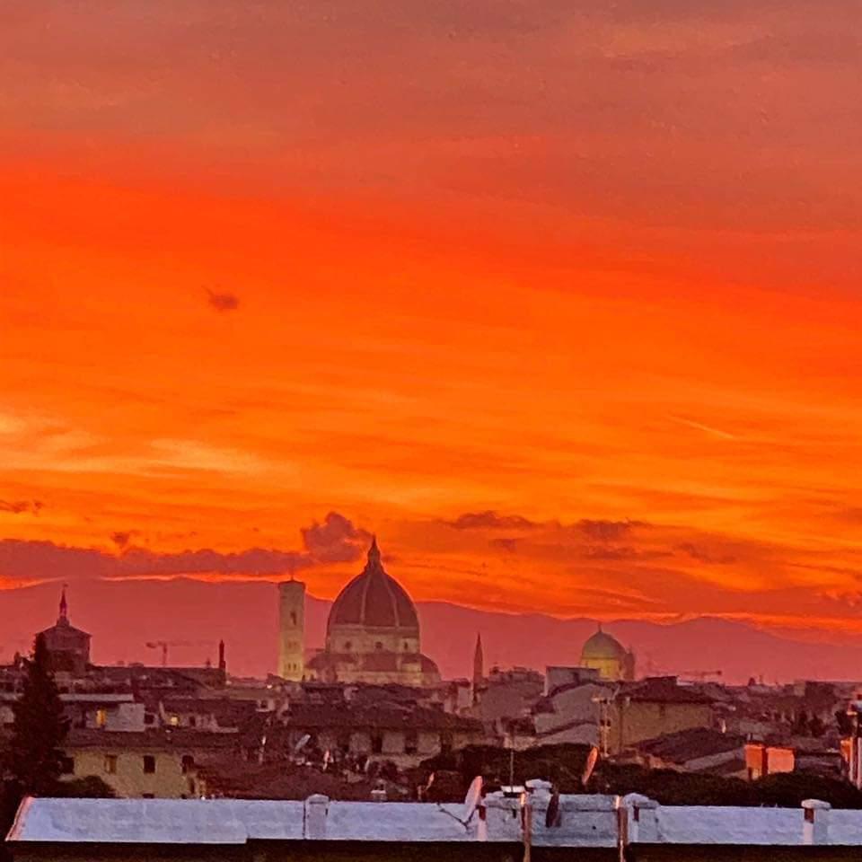 #tramonto