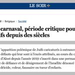 Image for the Tweet beginning: @valerieCG @lesoir Et ça... Comment