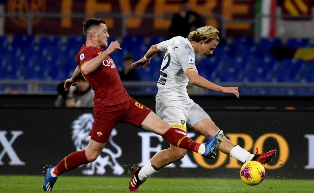 Xem lại AS Roma vs Lecce Highlights, 24/02/2020
