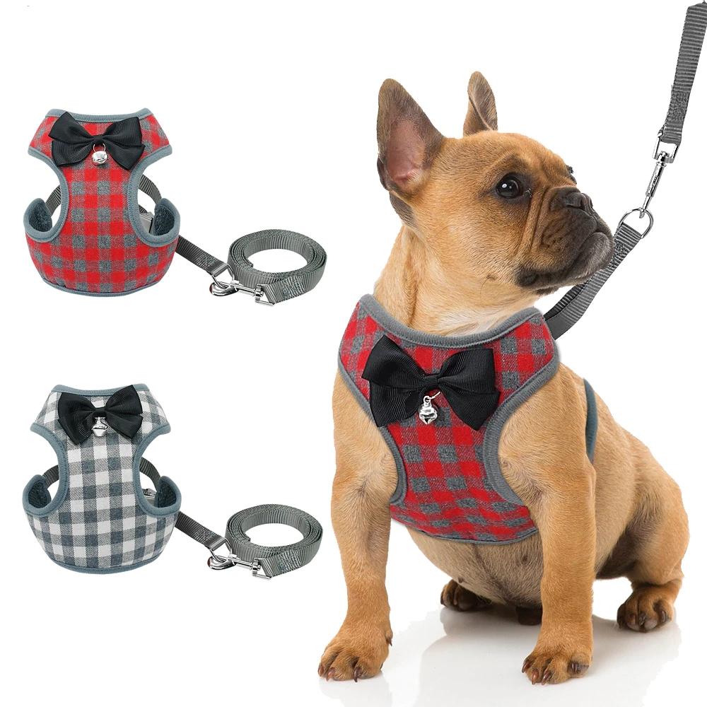 #streetoutfit #techaccs Plaid Dog Bow Harness abd Leash Sets https://leodystroent.com/plaid-dog-bow-harness-abd-leash-sets/…pic.twitter.com/yGSkEhSycT