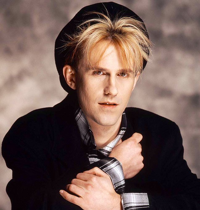 Happy birthday to English singer, musician and songwriter Howard Jones, born February 23, 1955.