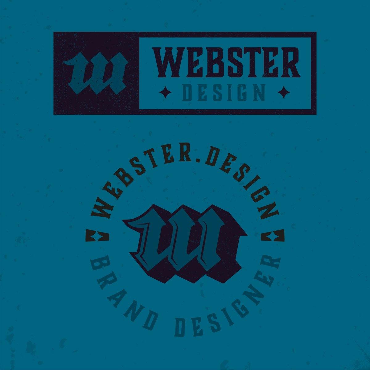 Webster Design 2020...  #GraphicDesign #BrandDesign pic.twitter.com/CpuJUTQvlw