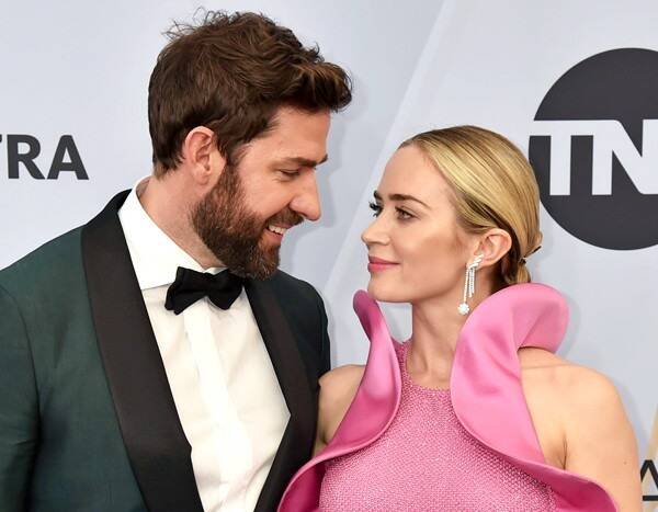 Happy Birthday, Emily Blunt! Take a Look at the Actress\ Cutest Photos With John Krasinski