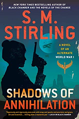 Book Review: Shadows of Annihilation by S.M. Stirling https://www.exballerina.com/2020/02/book-review-shadows-of-annihilation-by.html … #MomsWhoRead #Momswithablog #AmReading #BookLovers #bibliophile #bookaddict #bookshelf #books #ebooks #bookstagram #bookchat #litfic #goodreads #kindle #whattoread #bookworld #popbooks #epicreadspic.twitter.com/wYtJJpx5W6