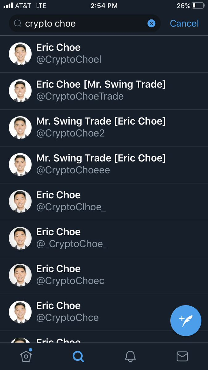 eric choe crypto)