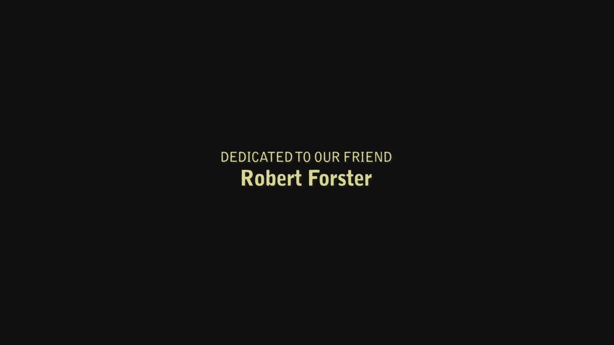 Thank you, Robert. #BetterCallSaul