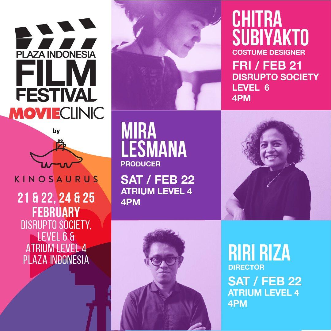 """Plaza Indonesia Film Festival (PIFF) 2020, bertajuk """"Colors of Love"""", menayangkan beragam film terbaik dari dalam negeri maupun mancanegara. Dapat dinikmati di Cinema XXI Level 6, Plaza Indonesia pada 24-28 Februari 2020.  For more info: @plazaindonesia  #PlazaIndonesia #PIFF2020pic.twitter.com/FdLlgqeqUD"""