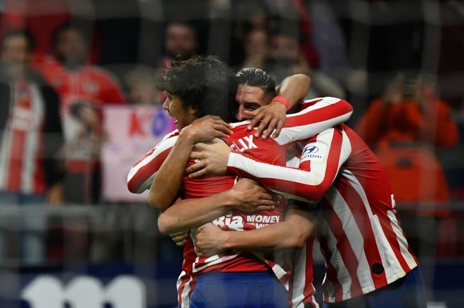 Atletico Madrid vs Villarreal Highlights, 24/02/2020