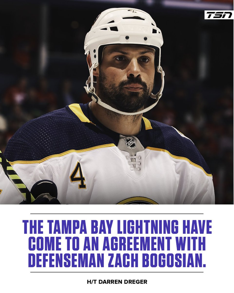 @TSN_Sports's photo on Bogosian