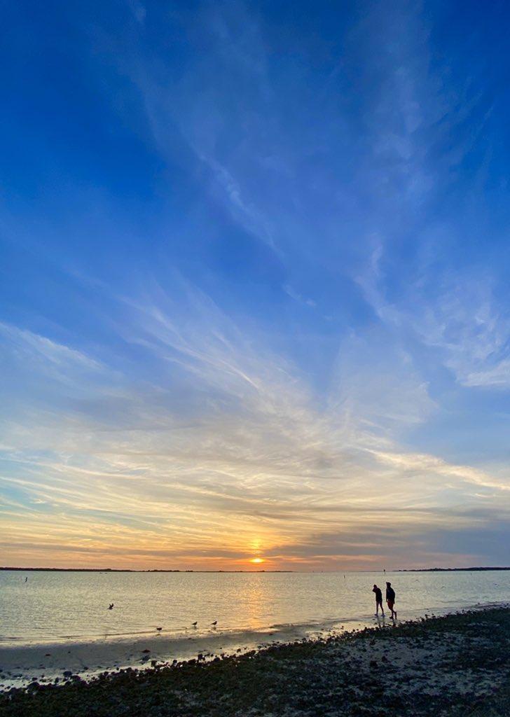 Tonight's Floridian Sunset ✌🏼🌞✌🏼 @StormHour @RealSaltLife @ThePhotoHour 🖖🏼🌞🖖🏼