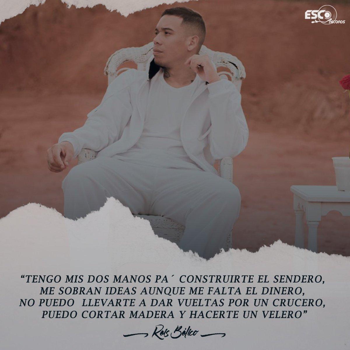 #NoMás #ReisBelico #EscoRecords   Disfruta de la mejor música en #OneRPM   http://bit.ly/37LaZEnpic.twitter.com/CfC5hdl5HR