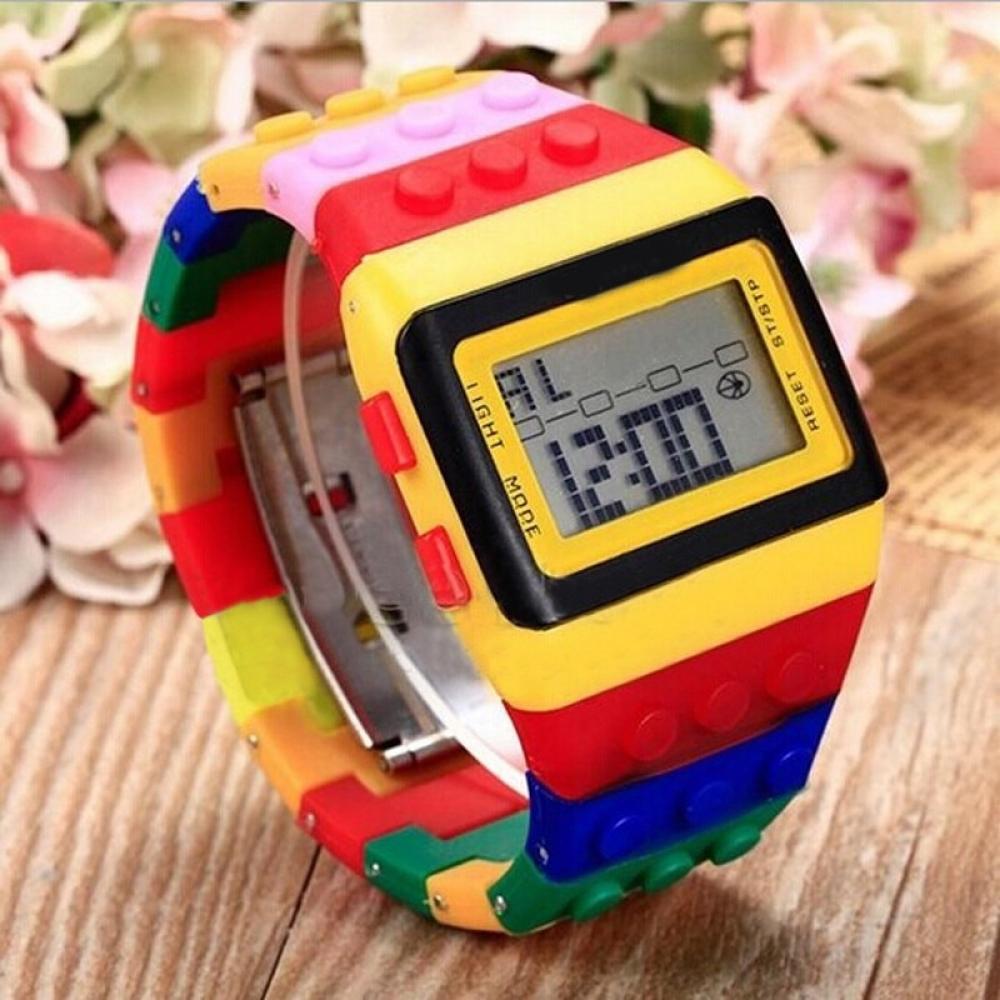 #gameday  #athlete  Kids Electronic LED Watch  https://activesod.com/kids-electronic-led-watch/  …