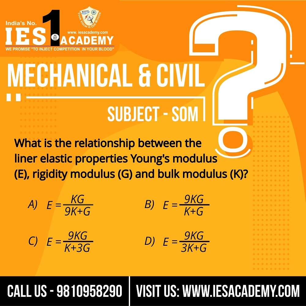 Quiz time...!!! Give your answer in comments...!!! #GATE2020 #GATE2021 #engineerlife #EngineeringStudent #engineeringmemes #engineers #Engineer #electricalengineers #electricalengineering #mechanicalengineers #mechanicalengineer #mechanicalengineering #civilengineerblogpic.twitter.com/guqT25xGin