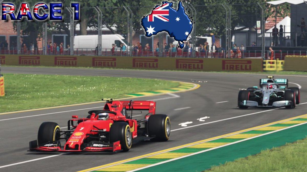 #F12019CareerMode #AustralianGrandPrix #FerrariF1 #Season4 #Race1 #Round1 #F12019 #F1 #Formula1 #Seb5 #Hamilton #Verstappen #CareerMode #AusGP #28Laps #Qualifying #DoubleWorldChampion #Livestream #Commentary #RoadTo700Subs Watch Live Tomorrow at 5pm GMT http://www.youtube.com/c/IMPACT7