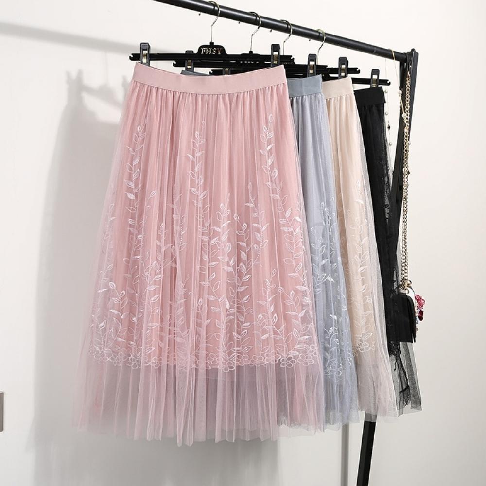 Women's Tulle Floral Decorated High Waist Midi Skirt #streetoutfit #techaccs https://malltimas.com/womens-tulle-floral-decorated-high-waist-midi-skirt/…pic.twitter.com/MWmnEPO9xF