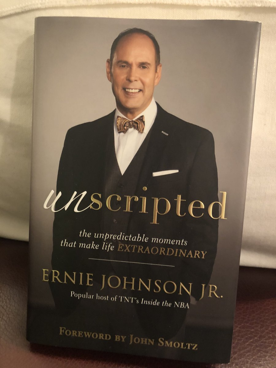 February book ✅ Beautiful stories of a man of faith in the sports world doing a wonderful job of fighting cancer & changing the lives of his children. #Impactful #blackberries #HeartForAdoption @TurnerSportsEJ https://t.co/wFSEpZ6saV