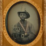 Image for the Tweet beginning: This fireman's portrait might have