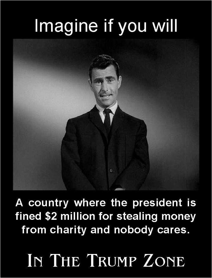 @realDonaldTrump @Geremiassoto4 #BarrMustResign #DumpTrump2020 #NepotismBarbie