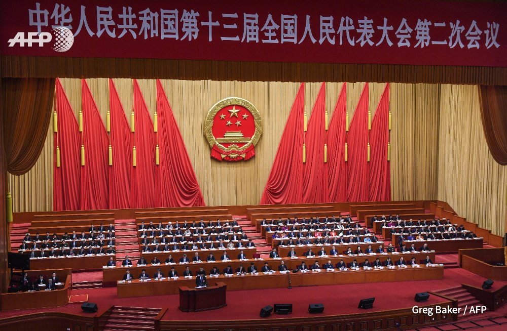 Virus-hit China set to postpone its annual parliament session for the first time since the Cultural Revolution   http://u.afp.com/3U8U  #coronavirus