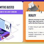 Image for the Tweet beginning: #CONTENT #MYTHS BUSTED 💥💥  #MYTH3: SOCIAL