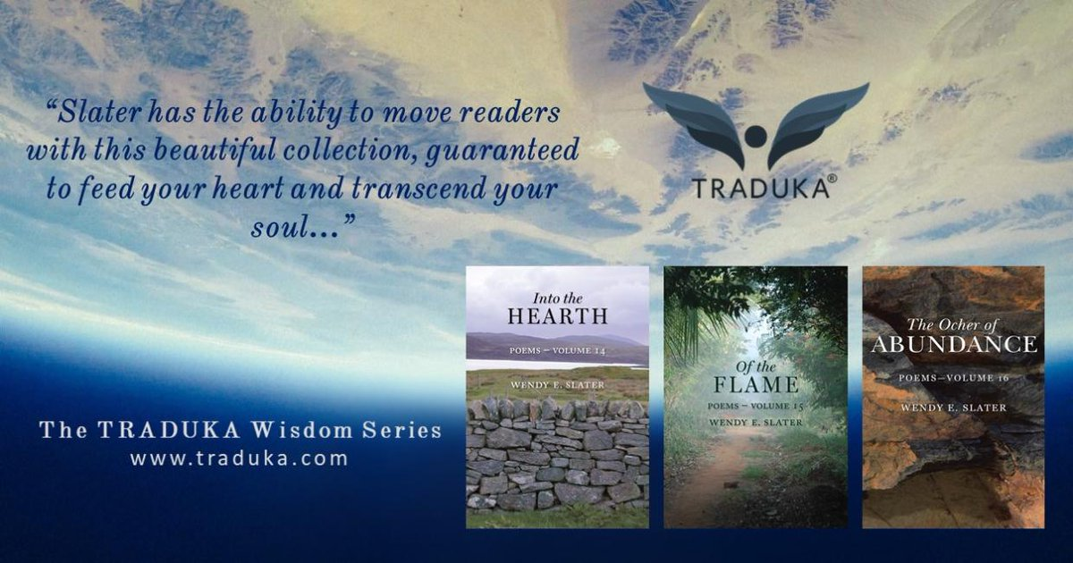 """""""I love Wordsworth, Keats and WB Yeats, and I find Wendy's #poetry every bit as moving, beautiful and memorable. Don't miss this gem of a book."""" 🌤http://getbook.at/intothehearth   @WendyESlater  #kindlebooks #kobo #nook #IARTG #inspiring #poems  #healing"""