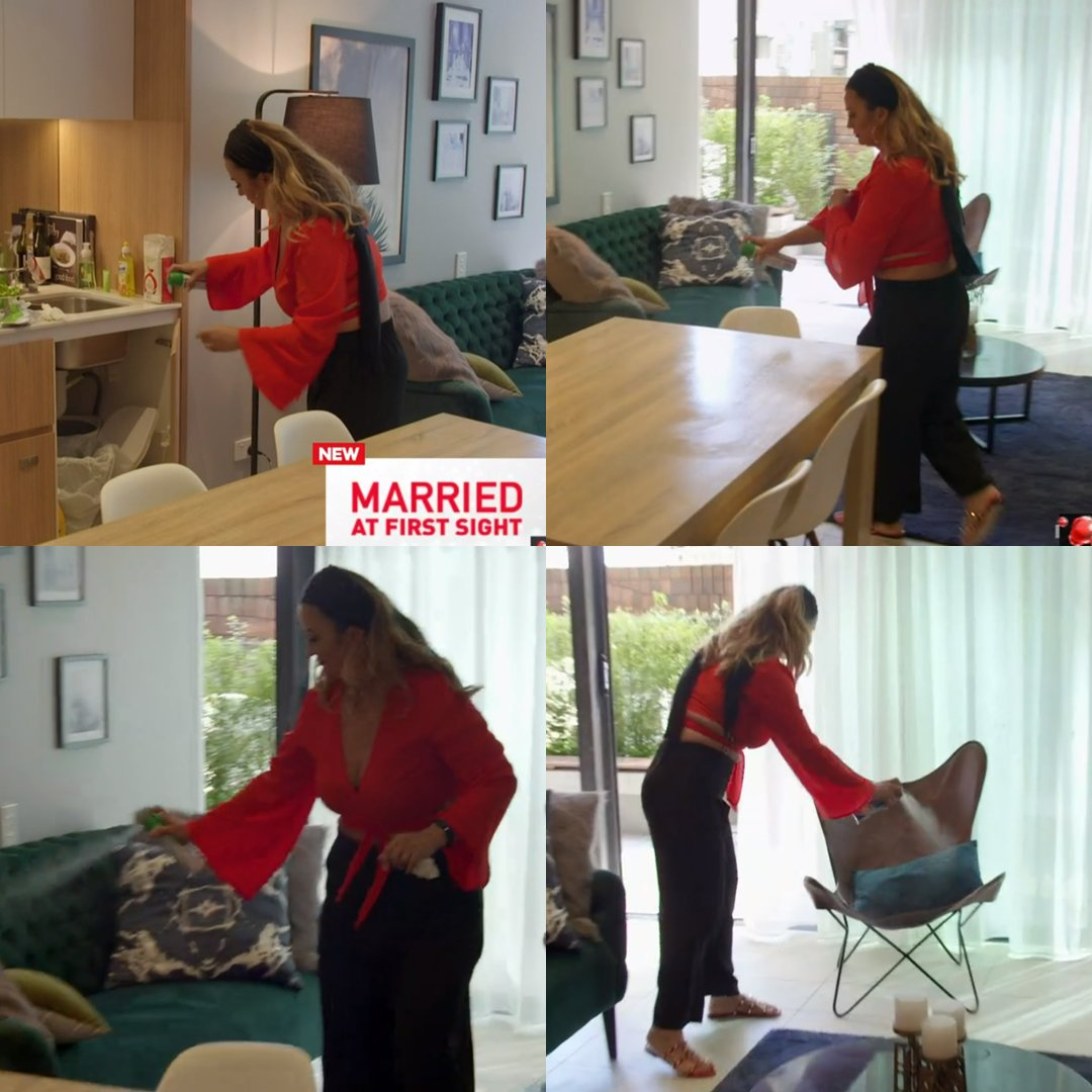 Me trying to clean up the last weekend of bad punting #MAFS