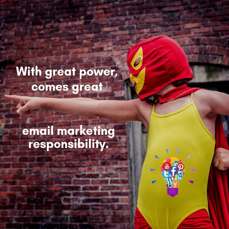 Your email should be something people look forward to receiving because of their perception of the high value it contains.    It's your responsibility to give your best stuff to the people who trust you with their emails.   #emailmarketing #givevaluepic.twitter.com/9NQOxWp0XW