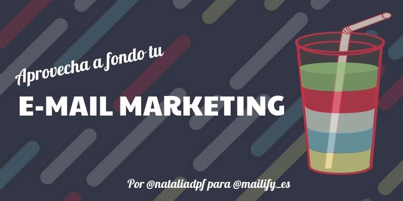 Aprovecha a fondo tu estrategia de #emailmarketing http://blog.es.mailify.com/envios-newsletter/aprovecha-email-marketing/…pic.twitter.com/Gj59Kw22zf