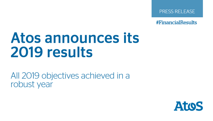 We are proud to present our 2019 results. It was a year of robust performance...