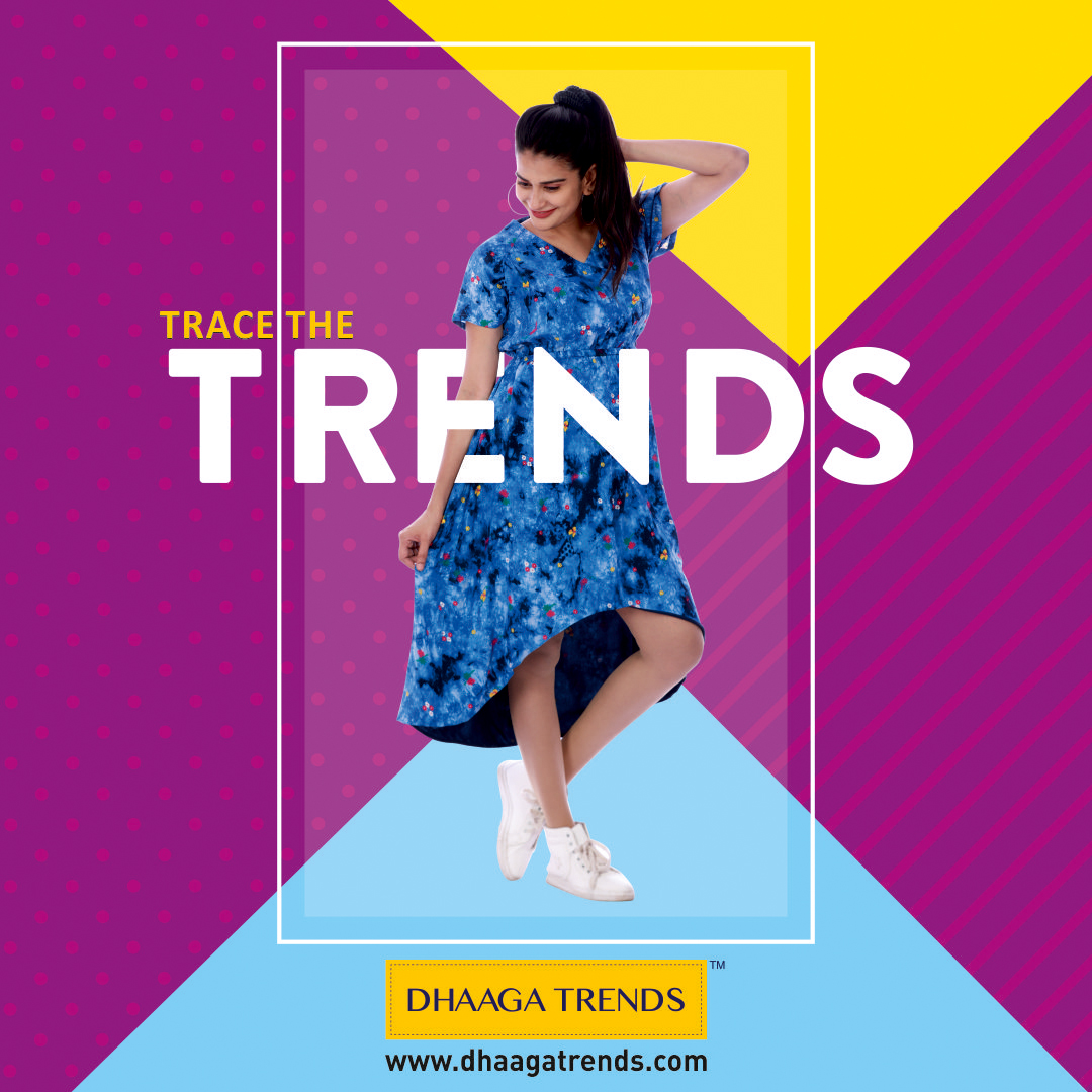 Find all the latest trends and fresh collection only at Dhaaga Trends Online  -  Offline Store Mayfair Young fashion store Level 1  Sarath City Capital Mall Gachibowli, Whitefields, #trends #trendyclothes #newcollection #latesttrends #dhaagatrends, #mayfair