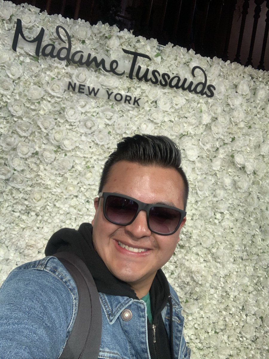 @MadameTussauds in #NYC very interesting. Awesome. 🚦🚏🇺🇸