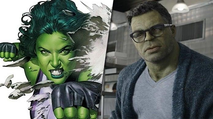 #SheHulk casting details hint at Bruce Banner's involvement in #DisneyPlus show:  https://comicbook.com/marvel/2020/02/24/she-hulk-spoilers-hulk-mark-ruffalo-to-appear-disney-plus/…