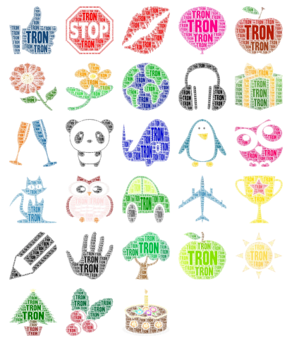 Great Stickers #TRONEmoji 🥳 Feel free to use it on Telegram https://t.co/o5iaXO90Aw Thanks for the ongoing support and attention from #TRONICS!  Welcome everyone to create something special and share it with us💪#TRX $TRX