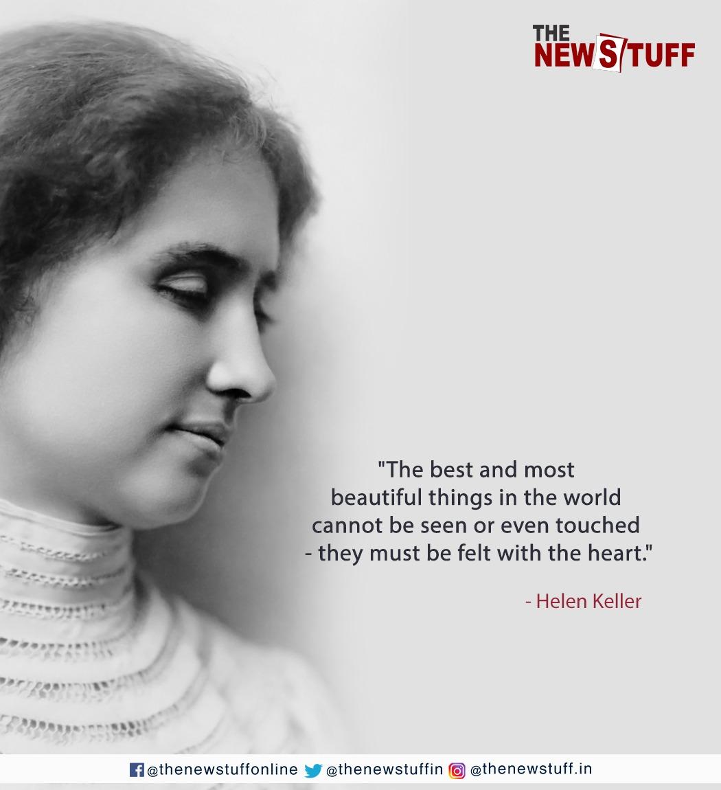 #MondayMotivation #MondayMotivaton #mondaythoughts #MondayMorning #MondayMood #MondayVibes #Monday #MotivationalQuotes #MotivationalMonday #quotes #quotesoftheday #HelenKeller