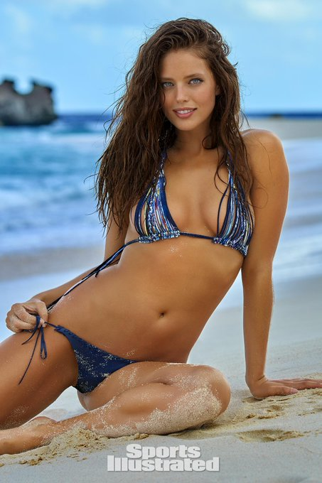 Happy 29th Birthday to SI Swimsuit babe Emily Didonato.