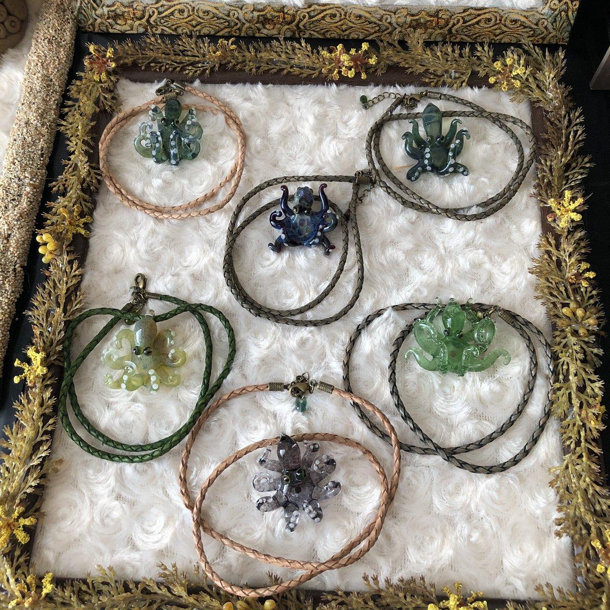 Oba Oba 硝子の動物園 たゆたうもの On Twitter 邪神を象った風鈴のようなもの 紫外線燈をあてると触手や目玉が妖しく光ります クトゥルフ クトゥルフ展2