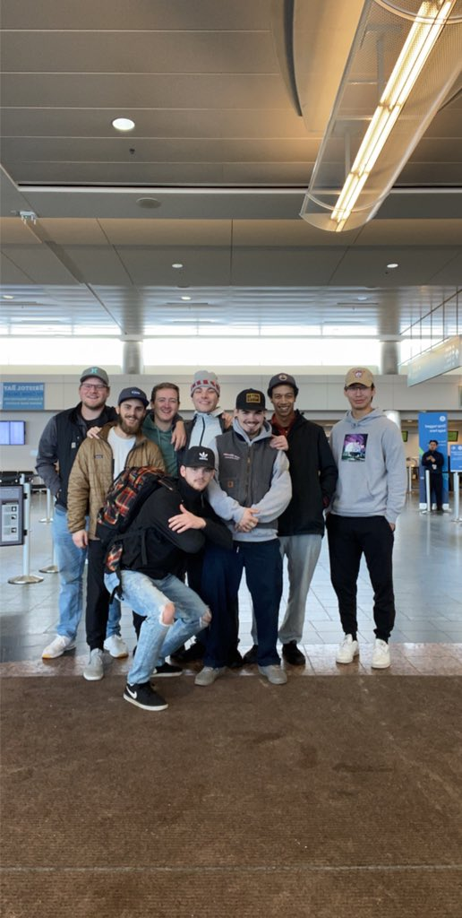 Man, what a trip! Haven't been shredding with this group in YEARS. Good to have the crew back together again even for a little❤️