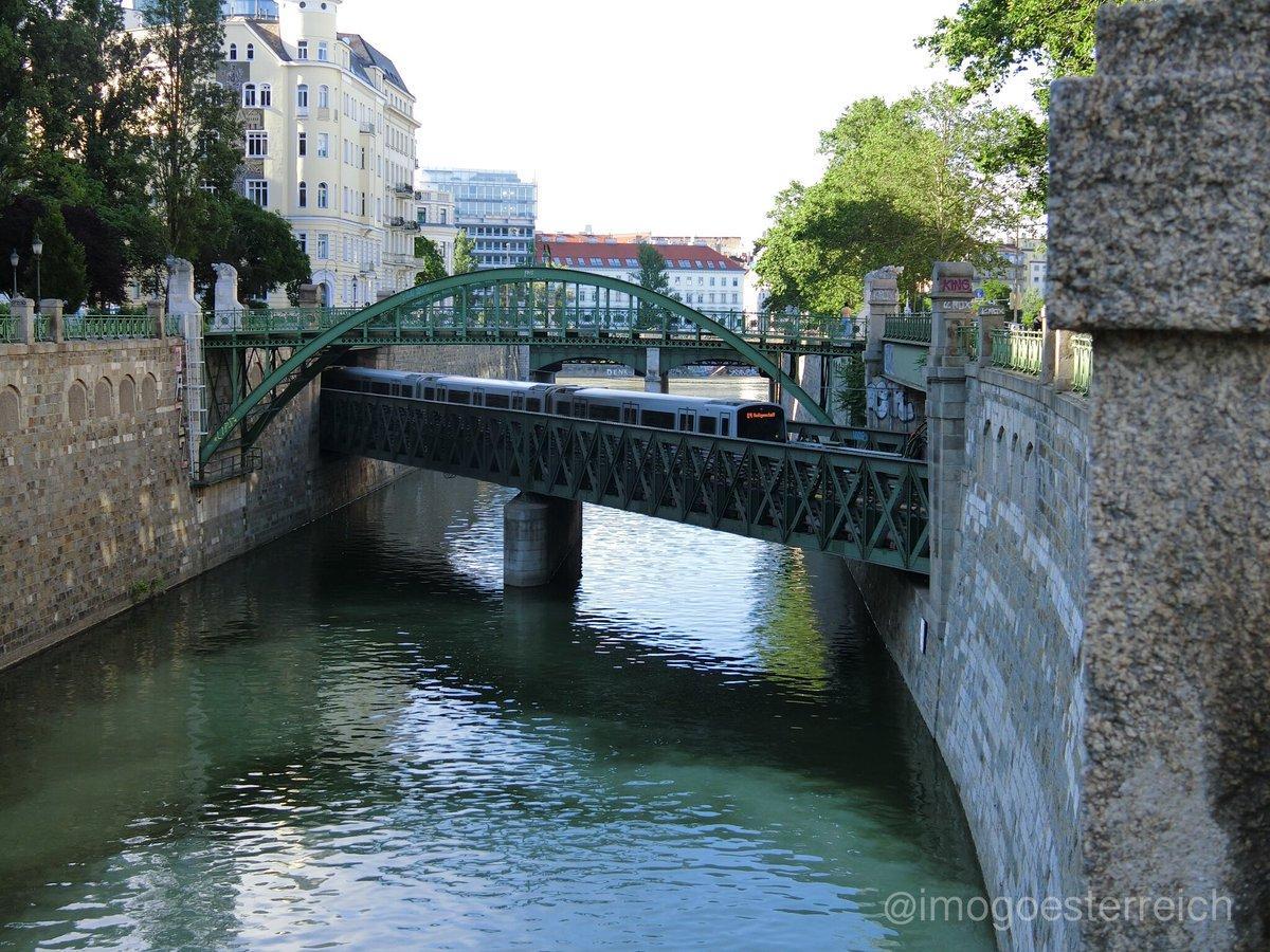 みんなが「御茶ノ水」って言うところ。 ※ウィーンです。#これを見た人はオーストリアの画像を貼れ #ウィーン