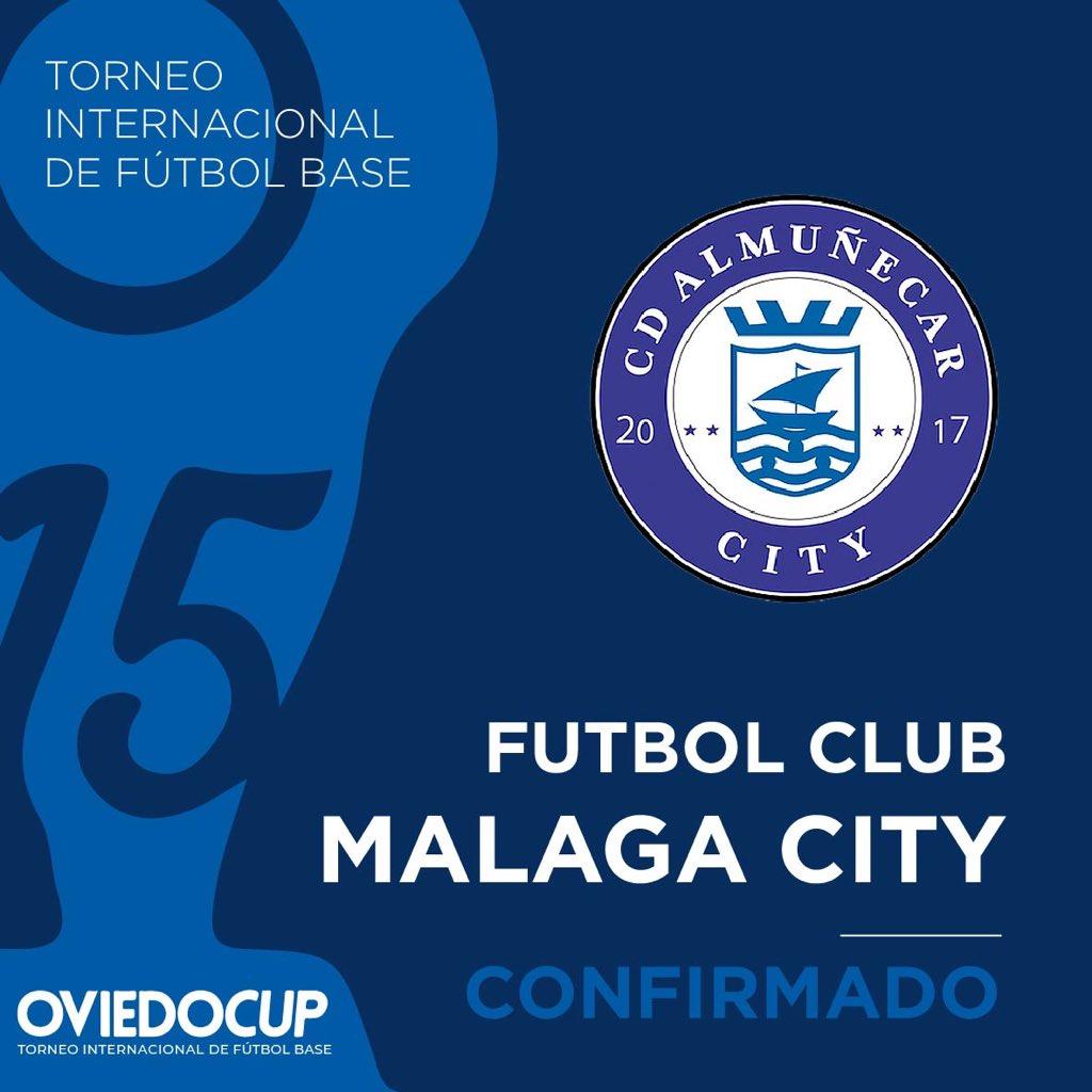  EQUIPO CONFIRMADO  ¡¡Por primera vez, la academia de fútbol andaluza estará presente en esta edición de la #OviedoCup2020!! @FCMalagaCity  #TorneoInternacional #FútboBase #XVEdiciónpic.twitter.com/YjDUov3sLJ