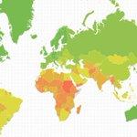 Image for the Tweet beginning: Los 10 países mejor adaptados