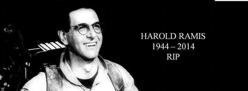 6 years ago today we all said goodbye to the brilliant and talented Harold Ramis he will never be forgotten. #ghostbusters https://t.co/ACzC1YyBvC