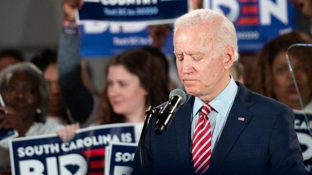 Biden blames Steyer for drop in South Carolina African American support https://t.co/XnpM3djrOJ https://t.co/RwKFnlrCBL