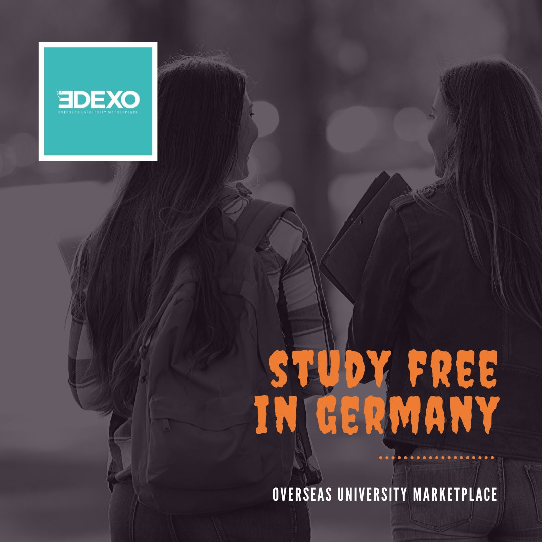 On spot admission confirmation for Germany universities.  WhatsApps at +91-9622534321 #germanuniversities #freeeducation #abroadstudies #noielts #bachelors #Masters #edexo #edexojammupic.twitter.com/FW3hwbPQAJ